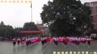 赤水市第一小学 第四届体育艺术节 暨庆六一活动 秧歌舞 扇子和绸子
