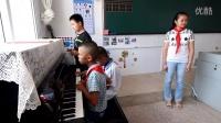 【虫儿飞】云南西双版纳景洪特殊学校盲童弹唱,听他们眼中的美丽世界。