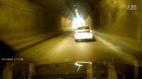 四川宜宾川Q63996隧道超车视频