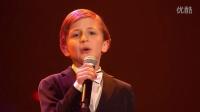 德国童声好声音Nestor翻唱悠扬的德语歌Küssen Kann Man Nicht Alleine