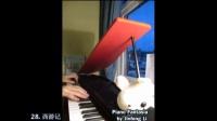 【电三角钢琴】预示地球未来命运的神曲42首联弹,听完会有启示 【作业向】