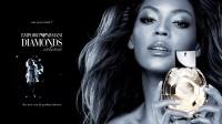 Beyoncé复古性感阿玛尼香水广告