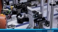 雄克工业4.0装配单元 - 机电一体化机器人装配站