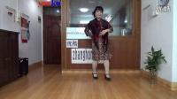 小红的舞广场舞 筷子兄弟—小苹果教学版 原创