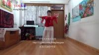 优酷zhanghongaaa广场舞 月亮升起来  最新80步舞蹈教学版
