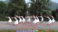 小丫广场舞原创之15-再唱山歌给党听(团队正面演示版本二)