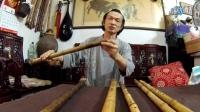 金竹與紫竹製作