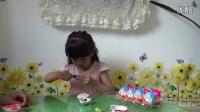 亲子游戏 新奇趣味蛋 惊喜蛋 世界大賽 健达奇趣蛋 芭比娃娃 玩具总动员3 过家家玩具 开箱