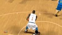 【新人奖第五季】【叶子娱乐解说】NBA2K14(MC)常规赛勇士VS尼克斯
