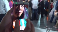 金立M5 E8手机发布会 手机体验区花絮