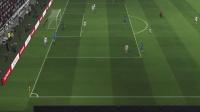 实况足球 PS4线上决赛视频