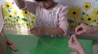 亲子游戏 开箱神秘大奖儿童过家家仿真水果蔬菜切切看 亲子教育 玩具评测2