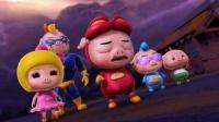 《猪猪侠之终极决战》3D大电影超长预告片曝光