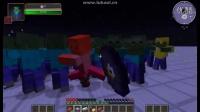 【凯林实况】Minecraft★我的世界 命令武器展示[血滴子] 轻松秒杀僵尸!