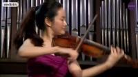 韩国选手Bomsori Kim演奏:巴赫,帕格尼尼,柴可夫斯基,圣桑作品