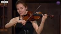 德国,韩国选手Clara-Jumi Kang演奏:巴赫,帕格尼尼,肖松,柴可夫斯基作品