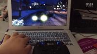 MacBook air作死试玩gta5
