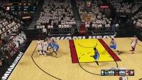 【新人奖第五季】《NBA2K15》尼玛这是游戏不是真实比赛