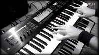 Sacrament of Wilderness - Nightwish Keyboard Cover