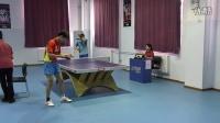 苗加伍_通州区全民健身乒乓球团体对抗赛八进四_八通一队_第三盘