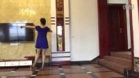 紫月蔷薇广场舞 丫山迷歌
