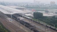【拍客】SS6B货列通过交汇西瓜货列到达襄阳东站