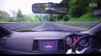 赛车计划 三菱EVO 纽博格林 手机重力控制