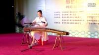 惠州市炫舞之光艺术团梁影儿惠桥社区演出古筝独奏《打虎上山》