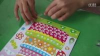 亲子游戏 开箱神秘大奖 卡通制作钻石贴画 玩具总动员3 过家家玩具