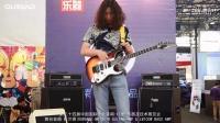 纪斌 电吉他独奏 原创《神的呢喃》 杜兰德音箱DURAND音箱 MG120TR 北京乐器展