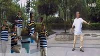 中江太安退休教师李荣富的创意抠像视频制作 全民健身舞--我的吹 拉 弹 唱  舞