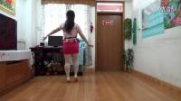 小红的舞广场舞 辣妹子 纯背面最新32步 健身舞蹈教学版 原创