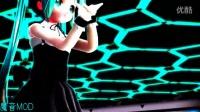 【初音未来】ままま式-ミク Cyber Thunder Cider【超萌版MMD】_超清