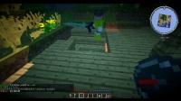【空白君:我的世界】梦之边缘RPG服务器—第二集 铁匠铺制作防具