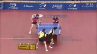 2015日本公开赛女双半决赛丁宁刘诗雯负林叶周一涵