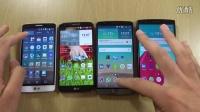 LG G4 VS G3 VS G2速度大PK!