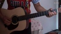 学吉他-刘乾系列小练习 虫儿飞 简单指弹 低声部编配 以及右手指法