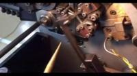 电脑八型机生产边钩拉簧,拉簧成型机,电脑拉簧机