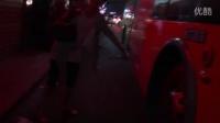 监拍深圳6岁女童撞上公交被碾压身亡