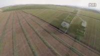 以色列农业考察 - 大田收割空拍,景观秀丽!