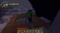 我的世界空岛生存 01:找到了废墟造自己的小公寓