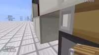 Minecraft 3x3 Funnel Door Tutorial (10x9x3)