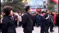 """中国扶贫基金会""""恒大慈善万人行""""活动在我县举行"""