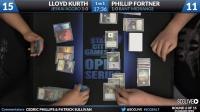 SCGBALT - Standard - Round 2b - Lloyd Kurth vs Ph