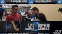 SCGBALT - Standard - Round 2 - Andrew Boswell vs