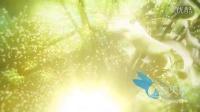 0416蒲公英花朵鲜花生长飘动光芒绽放光斑浪漫植物风景视频素材