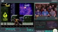街机忍者蛙 - 美国游戏直播速通系列