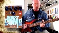 【海巍乐器】Tech 21 Boost COMP with Bass Recorded Direct