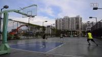 篮球训练第一节课