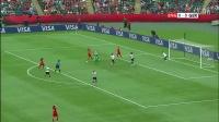 2015女足世界杯季军赛 英格兰1-0德国 法拉.威廉姆斯加时点射 夺得季军